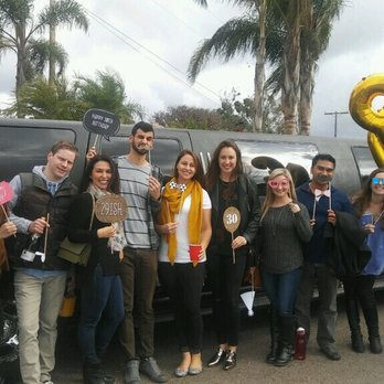 Photo of Royalty Limousine - San Diego, CA, United States. Party crew