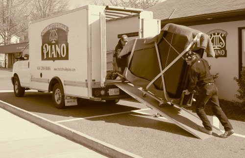 Charlottesville Piano Company: 634 Rio Rd W, Charlottesville, VA