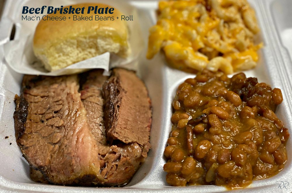 Fat Cap BBQ: 2559 Pharr Ave, Dacula, GA