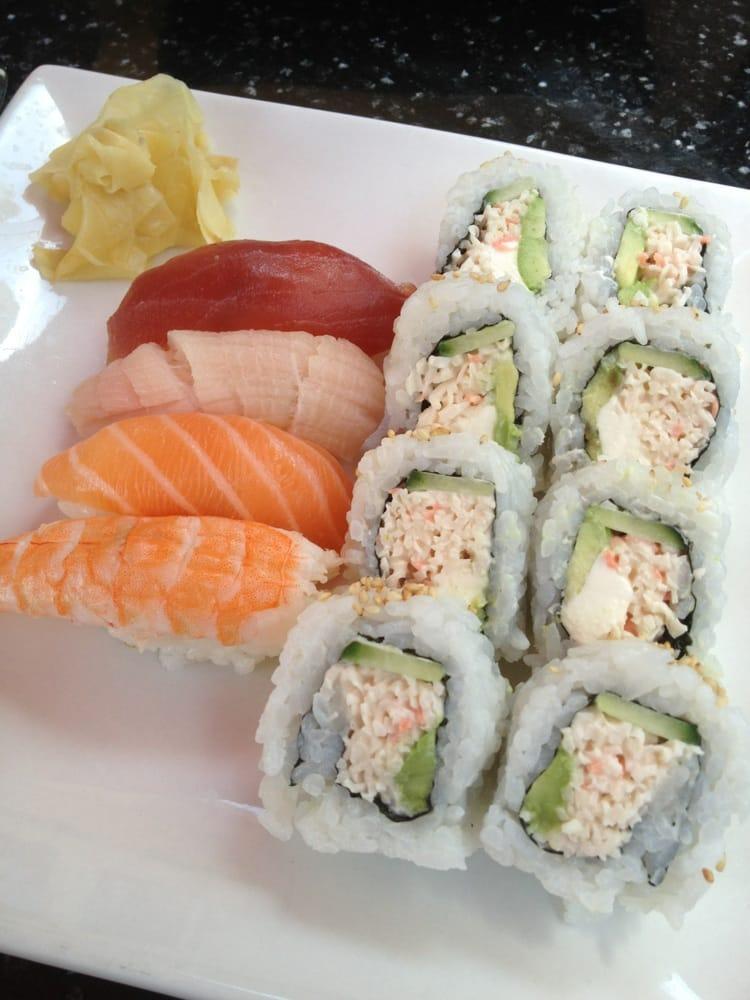 Lunch Sushi Assortment Yelp
