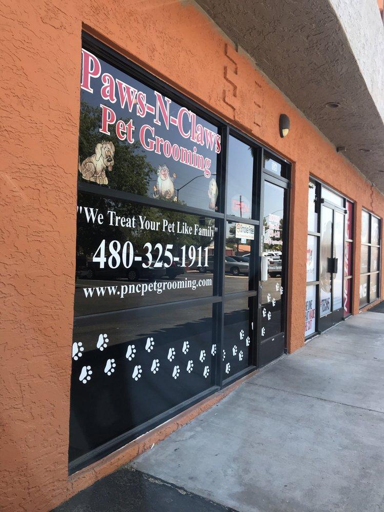 Paws N Claws: 801 S Power Rd, Mesa, AZ