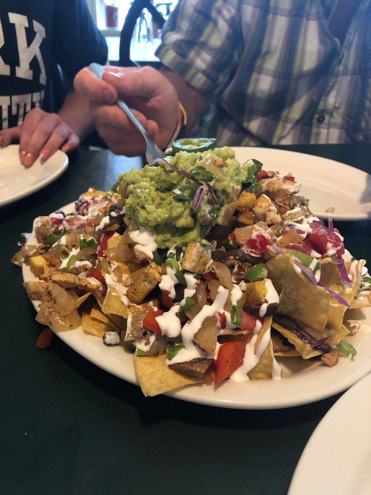 Luna Verde Vegan Mexican: 400 Main St, Bradley Beach, NJ