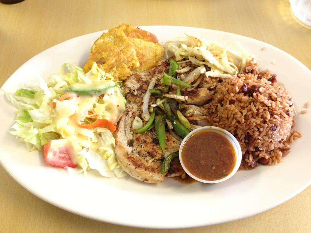 Caribbean Catering: Taste Of The Caribbean Restaurant