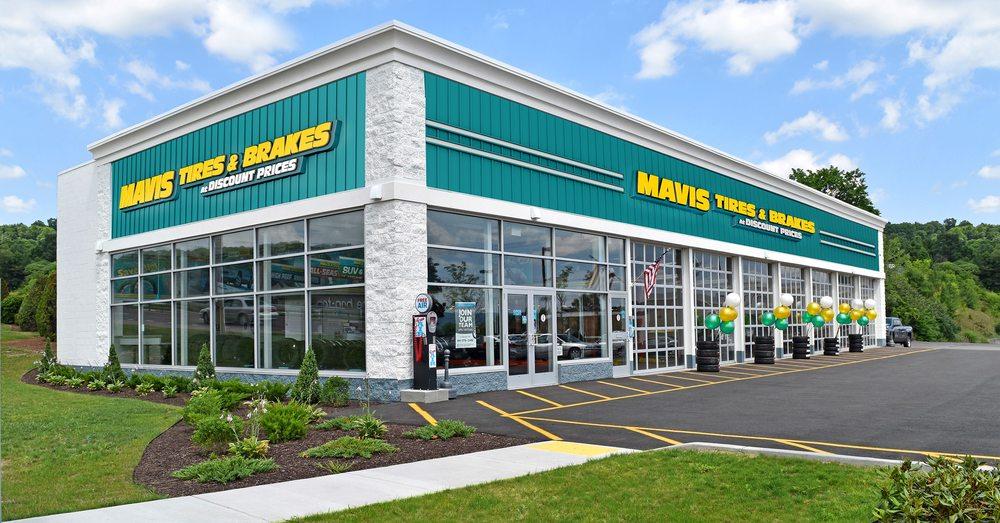 Mavis Tires & Brakes: 104 Pine St, Batesburg, SC