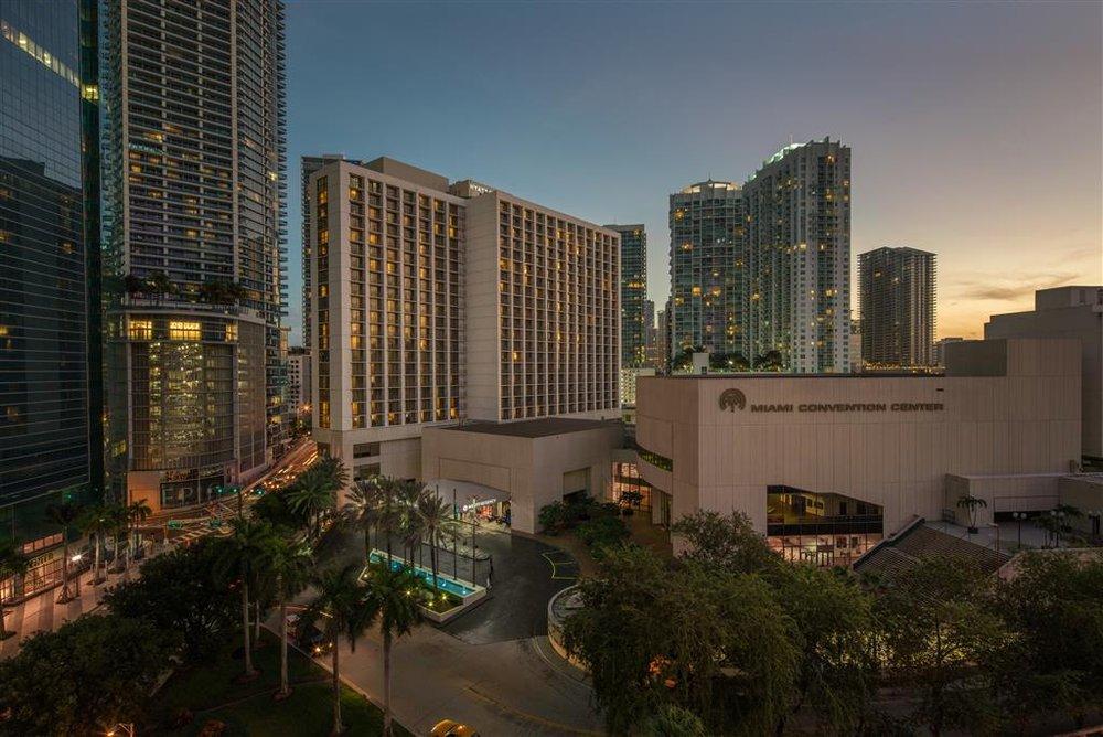 Hyatt regency miami 229 fotos y 222 rese as hoteles for Hoteles por reforma 222