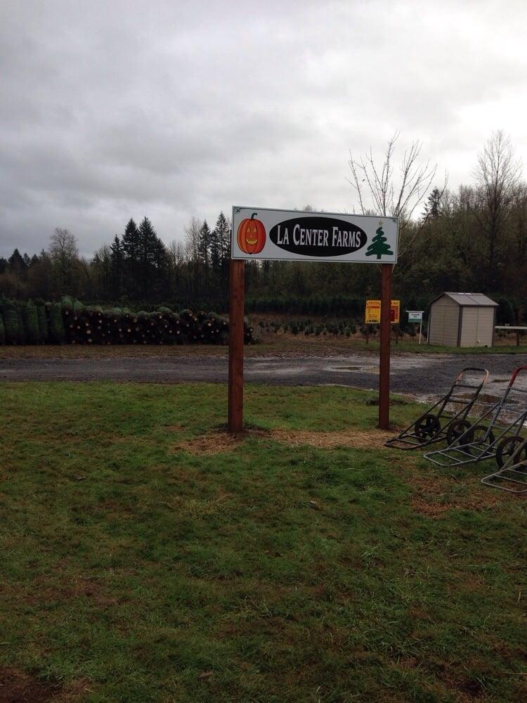 Lacenter Tree Farm: 31215 NE 40th Ave, La Center, WA