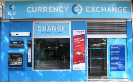Photo Of Ice International Currency Exchange Paris France