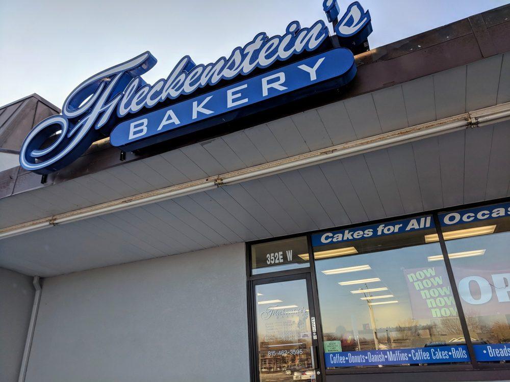 Fleckenstein's Bakery: 352 W Maple St, New Lenox, IL