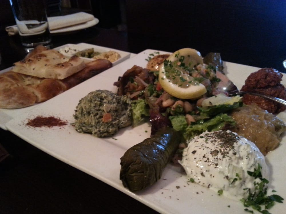 Cold apps platter bomb diggity yelp for Authentic turkish cuisine