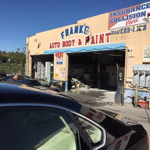 Franks Body Shop >> Frank S Auto Body Paint 18 Photos 23 Reviews Body