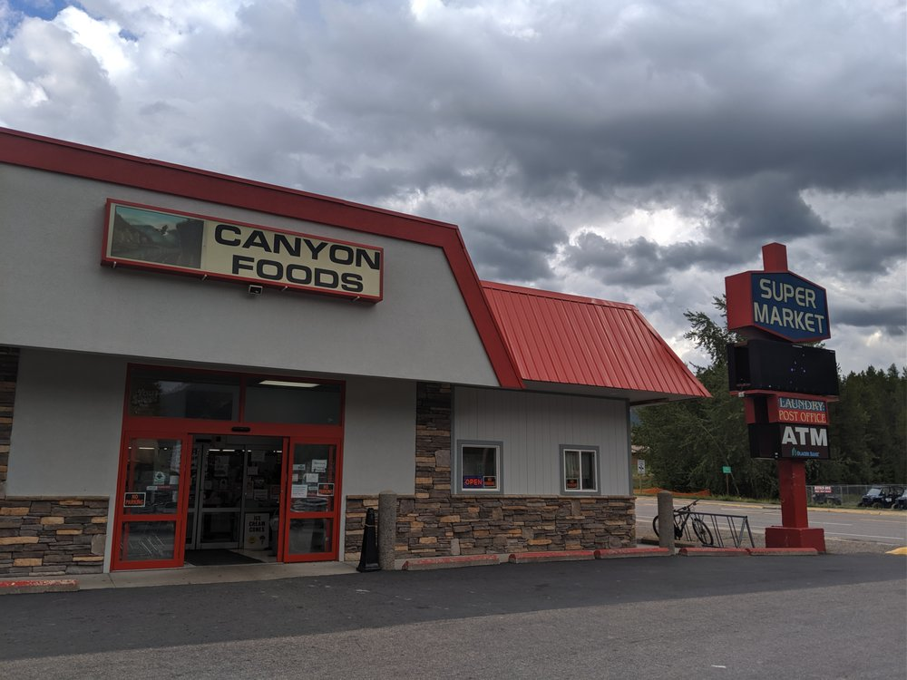 Canyon Foods: 8900 Hwy 2 E, Hungry Horse, MT