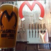 Photo of Magnetic Brewing - San Diego, CA, United States. Ionic IPA