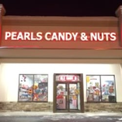 Image result for candy and nuts