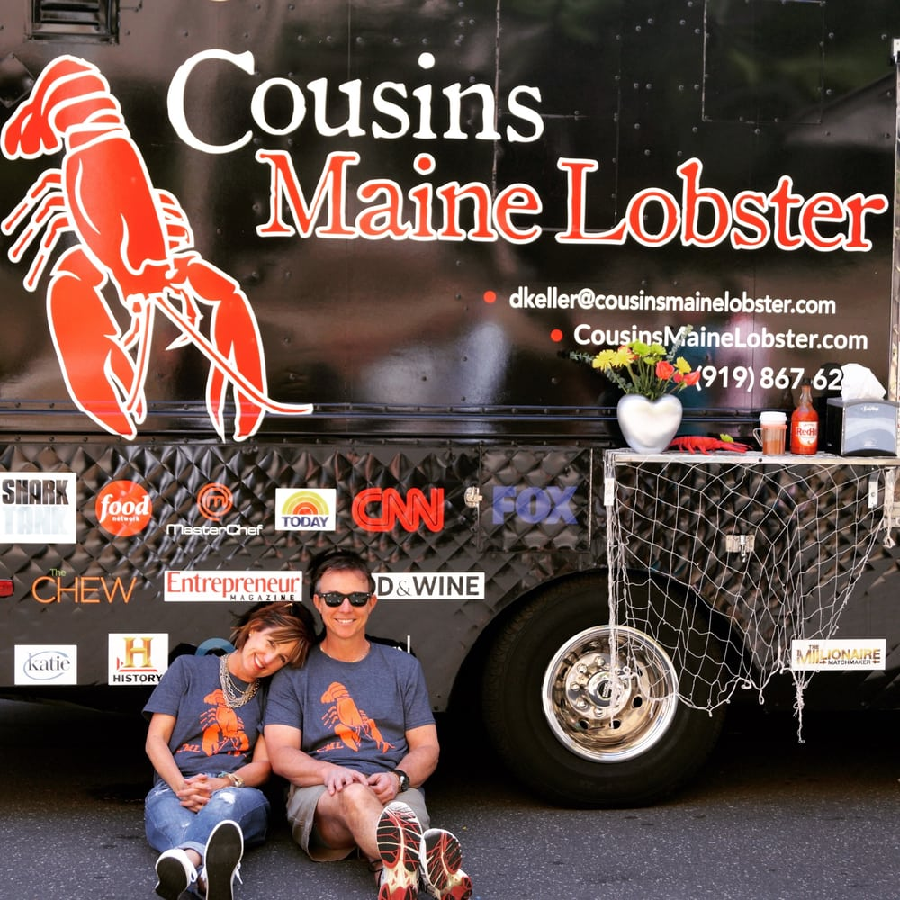 Cousins Maine Lobster - Raleigh