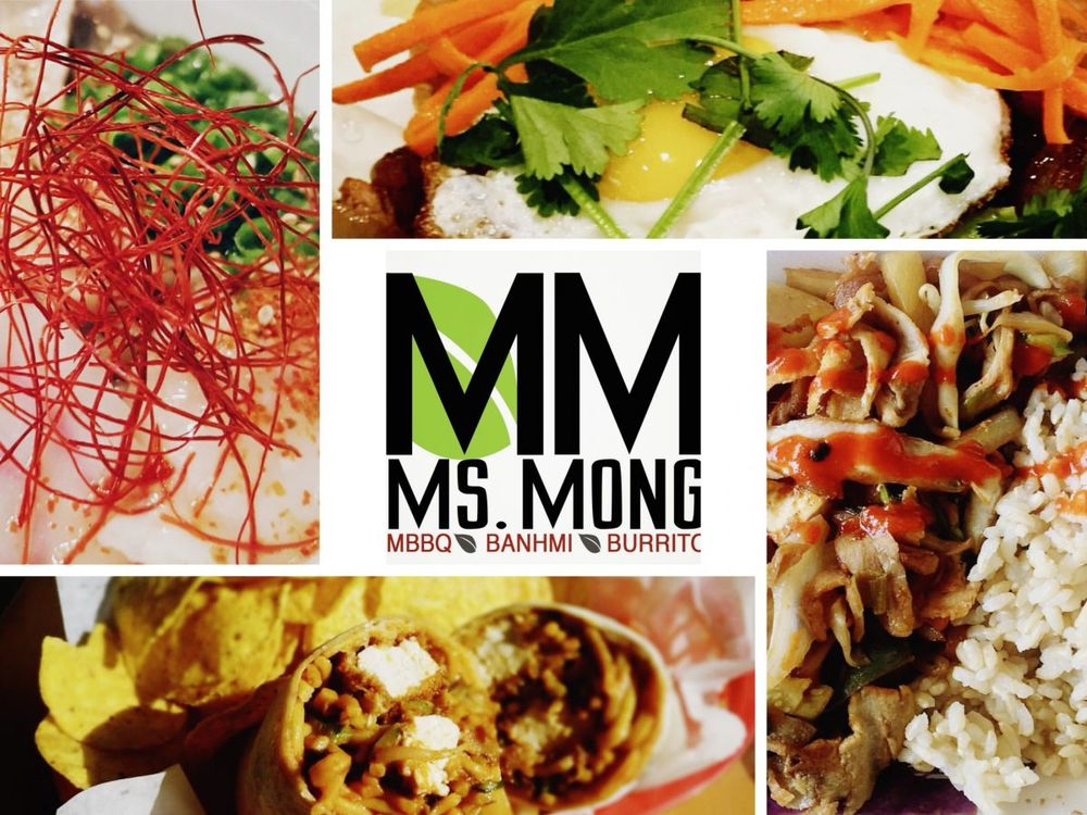 Food from Ms. Mong