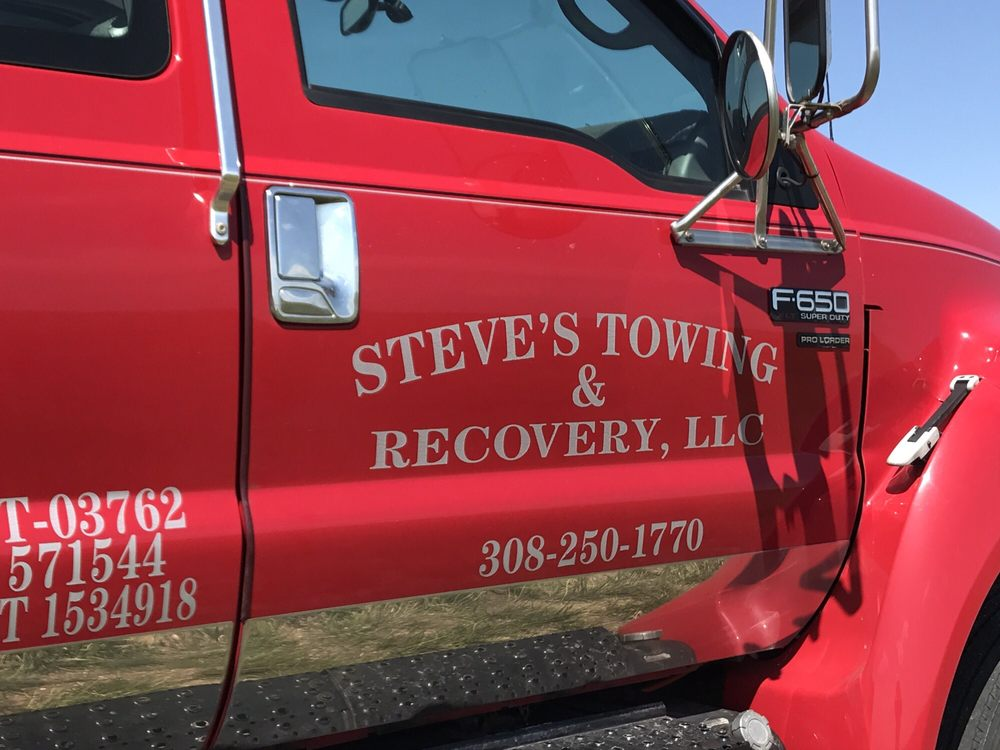 Steve's Towing & Recovery: Julesburg, CO