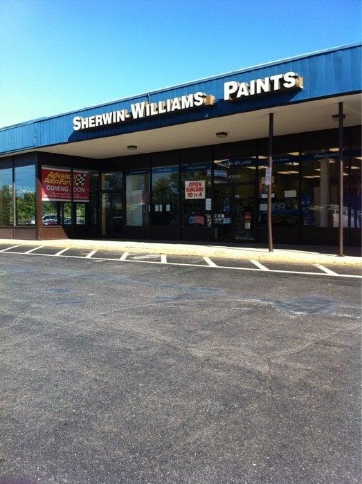 Sherwin-Williams Paint Store: 4349 Duke St, Alexandria, VA