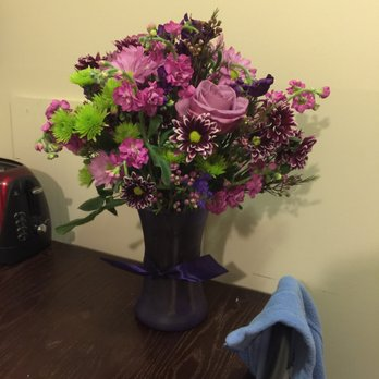 Photo Of Garden Gate Florist   Woodstock, CT, United States. A Floral  Surprise