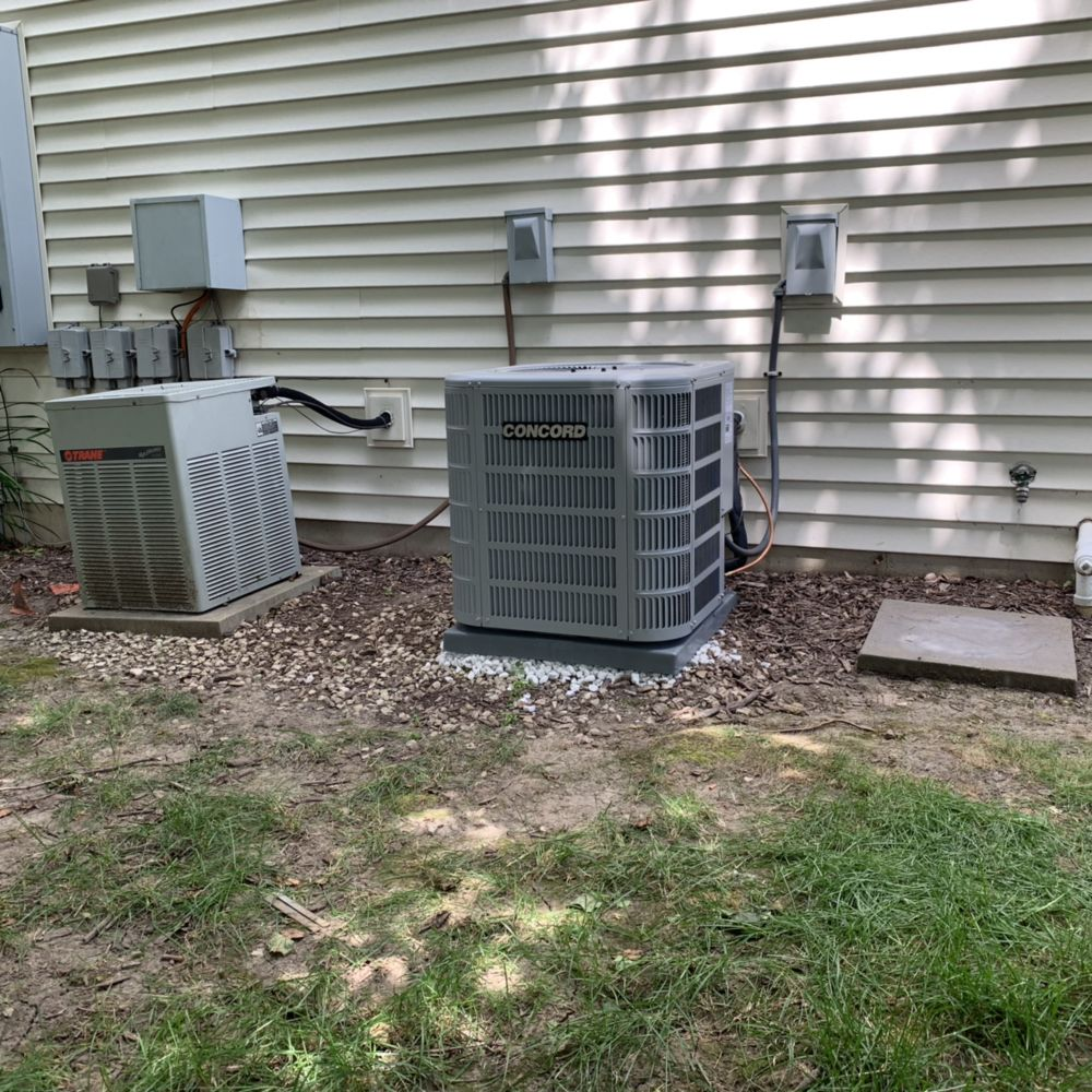 Yoders Heating and Cooling: 132 W Ottawa Ave, Dousman, WI, WI