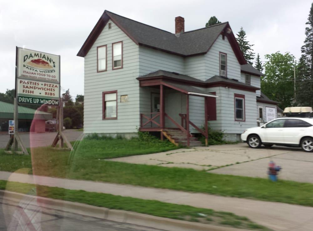 Damian's Pasta Works: 909 S Stephenson Ave, Iron Mountain, MI