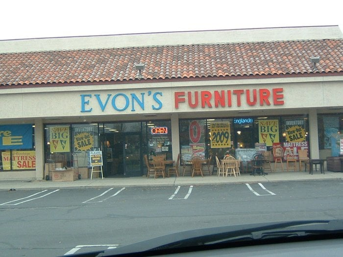 Evon S Furniture Furniture Shops 2045 W Briggsmore Ave Modesto Ca United States Phone