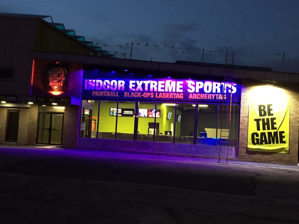 Indoor Extreme Sports Laser Tag Staten Island Ny