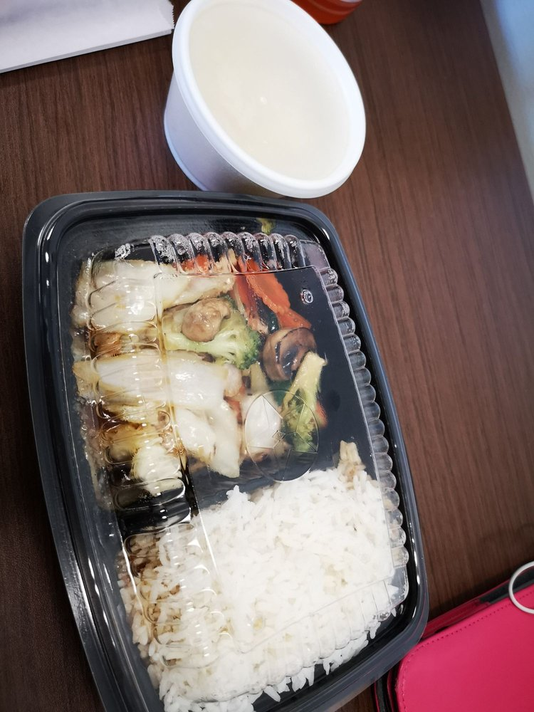 Food from Athens Wok