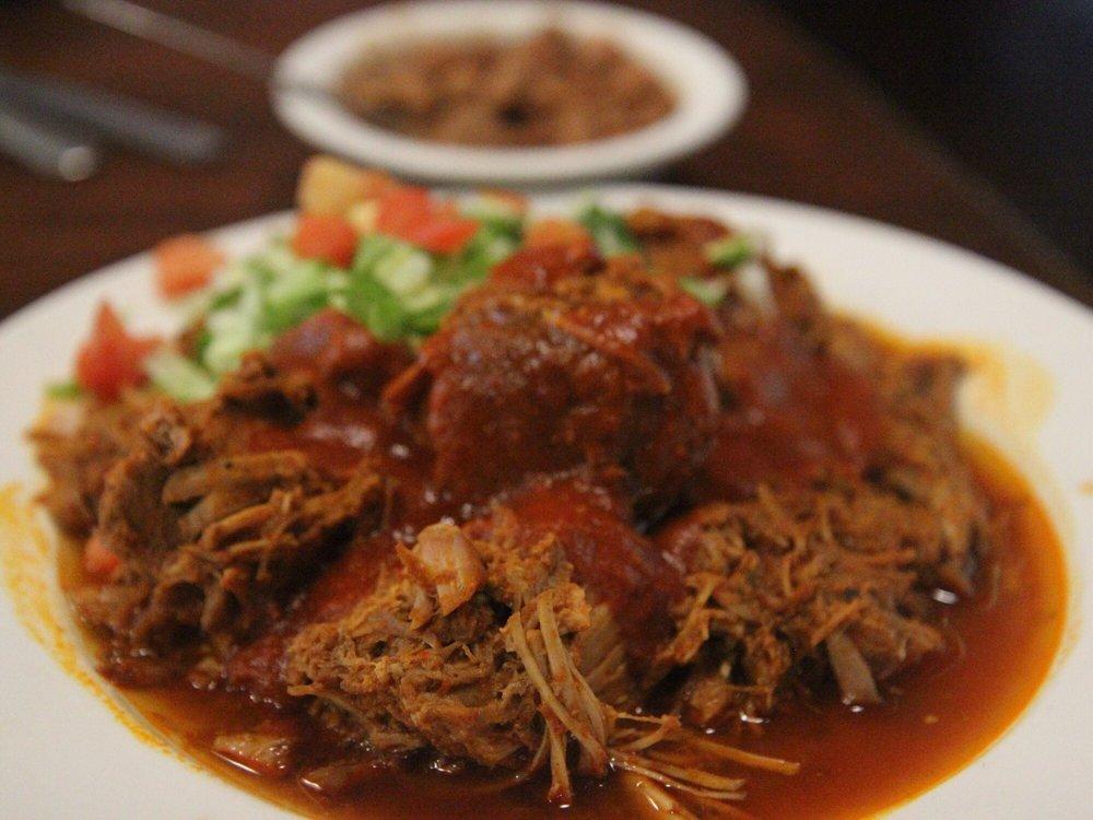 Food from Cocina Azul