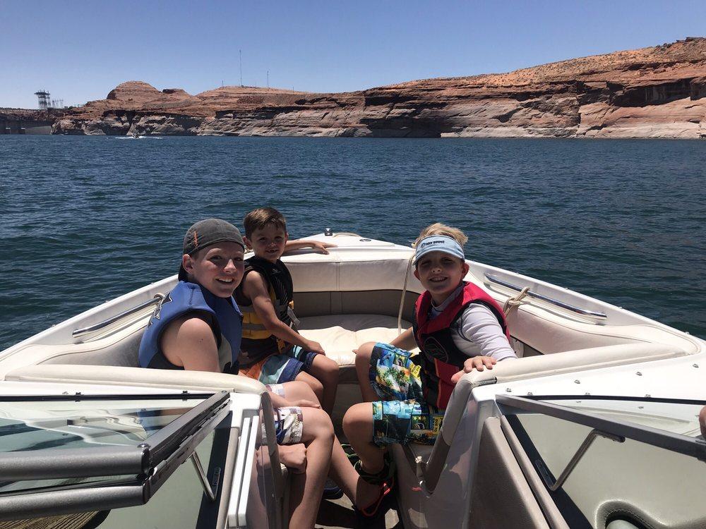All In Boat Rentals: 95 N Ethan Allen, Big Water, UT