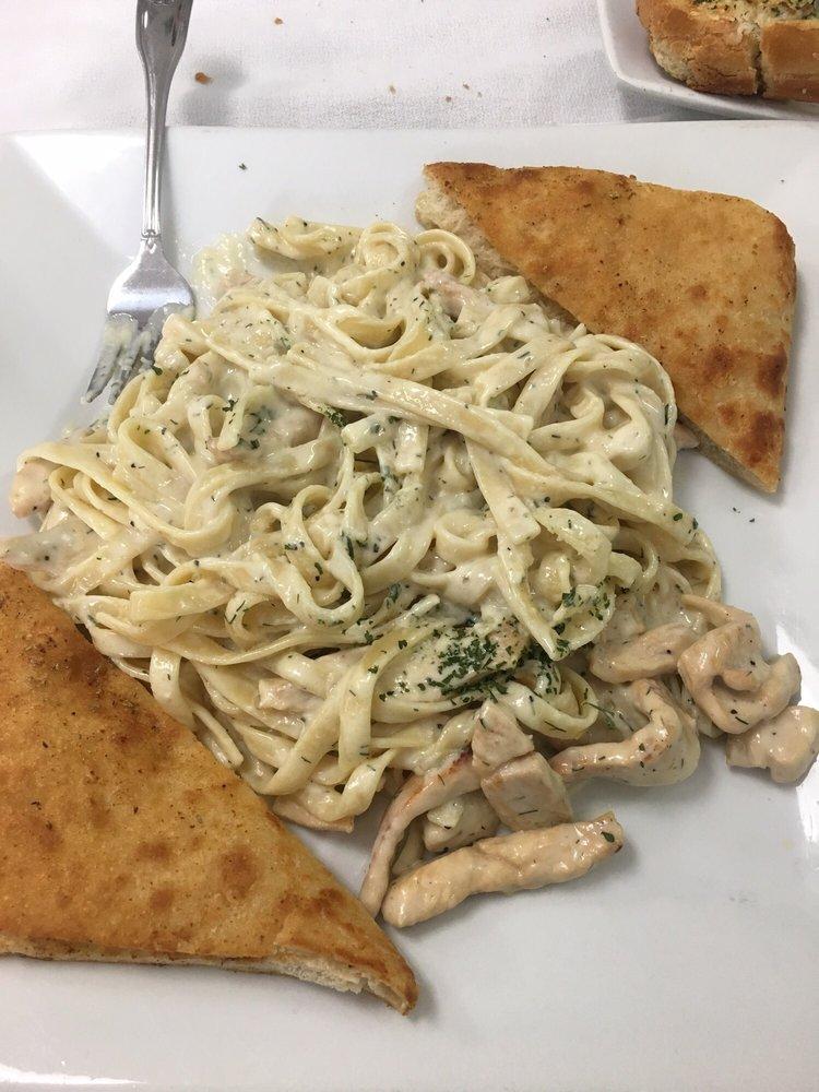 Alfredo S Italian Restaurant San Bernardino California