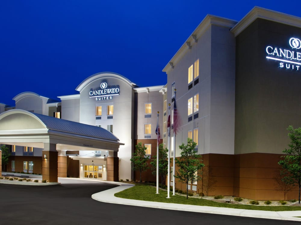 Candlewood Suites Carrollton: 1296 Canton Rd NW, Carrollton, OH