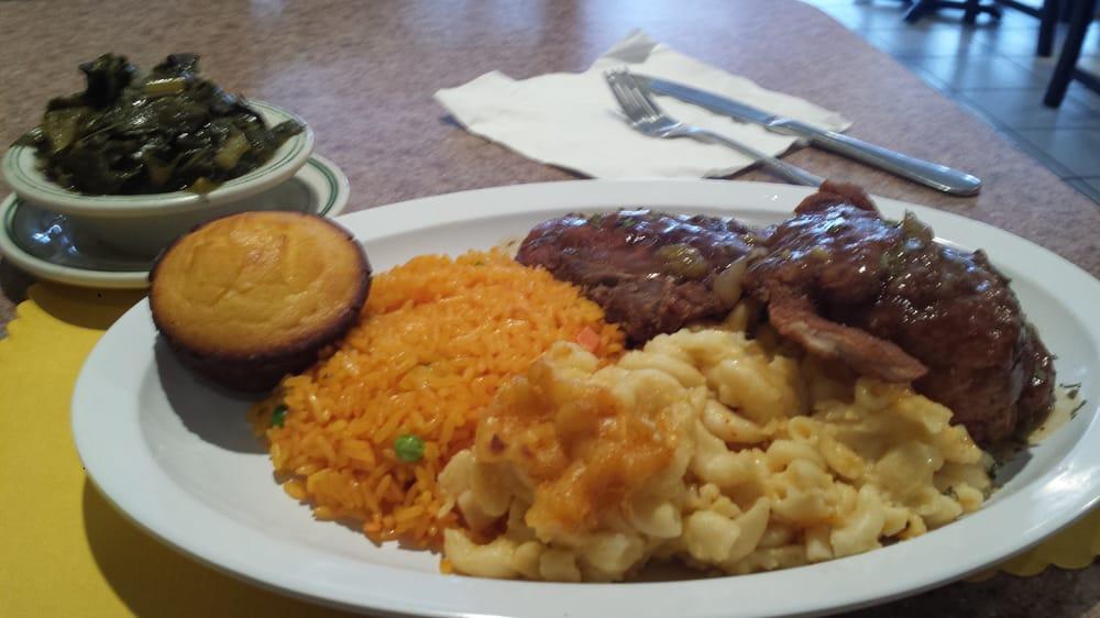 Soul Food Near Tampa Fl