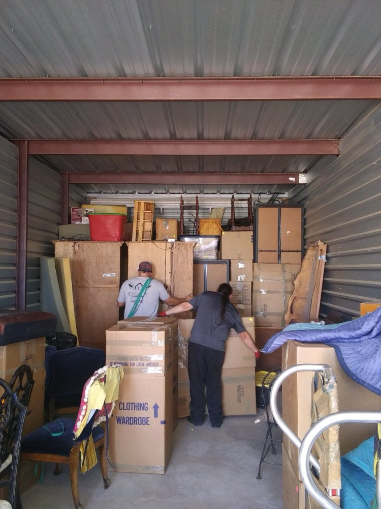 Legacy Moving: 850 W 1130 North Cir, St. George, UT