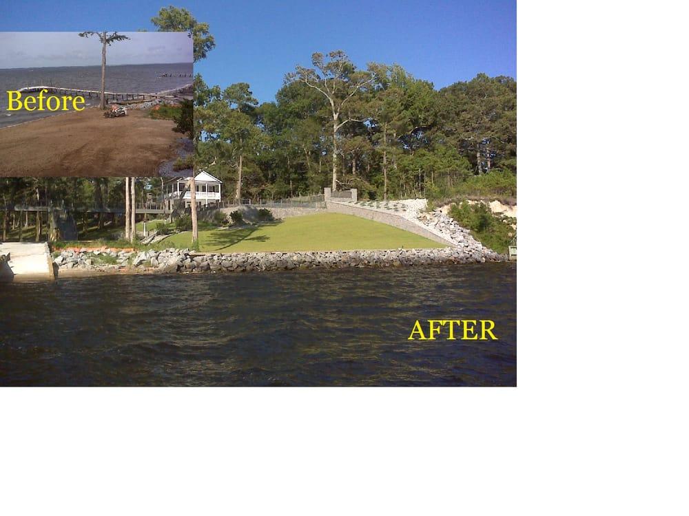 Atlantic Coast Landscape Company: 203 A Glenburnie Dr, New Bern, NC