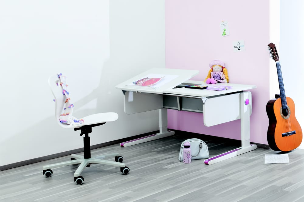 moll champion ergonomic study desk with the woody chair yelp
