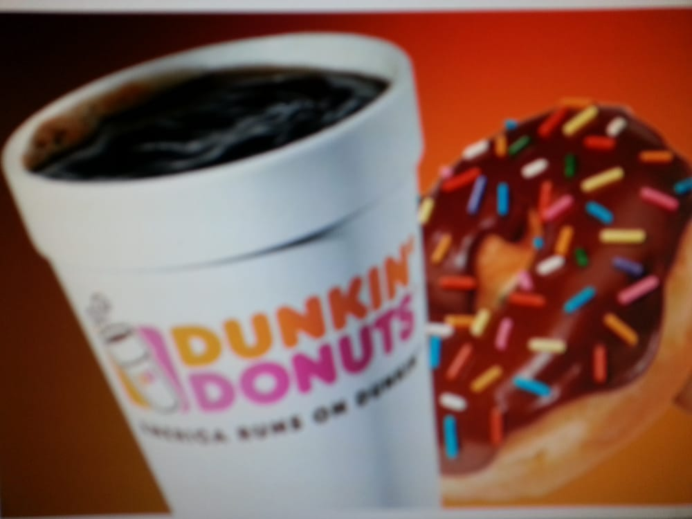Dunkin' Donuts: 300 S Water St, Kittanning, PA
