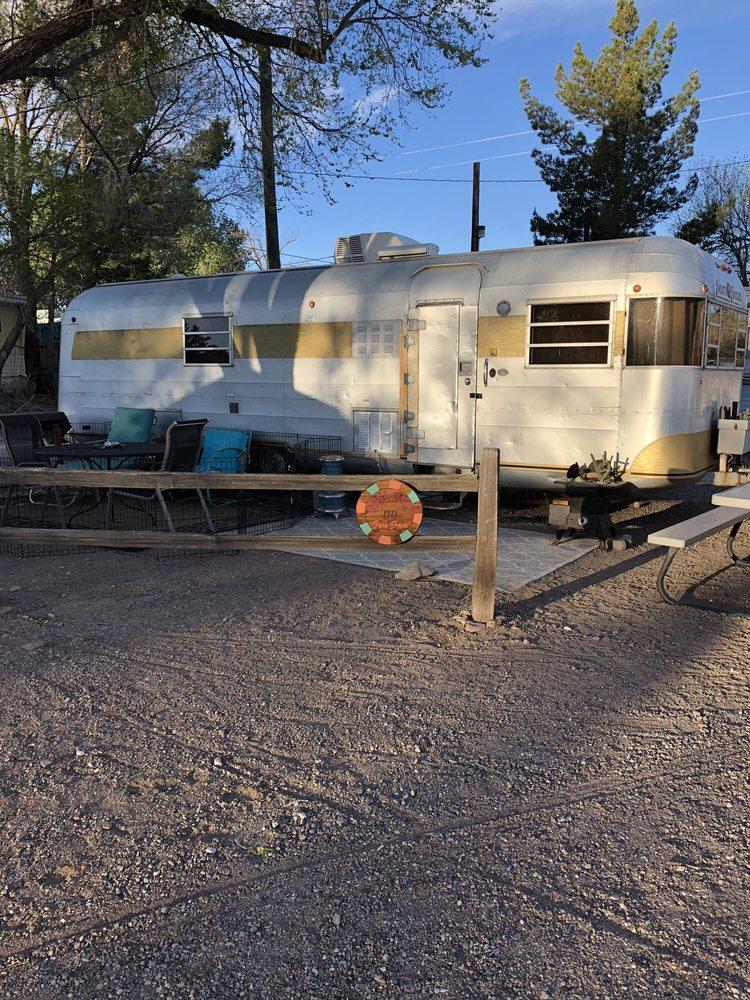 Hillsboro RV Park: 200 Mattie Ave, Hillsboro, NM