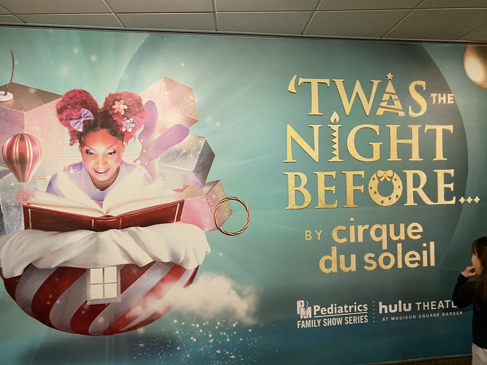 Cirque Du Soleil - Twas The Night Before