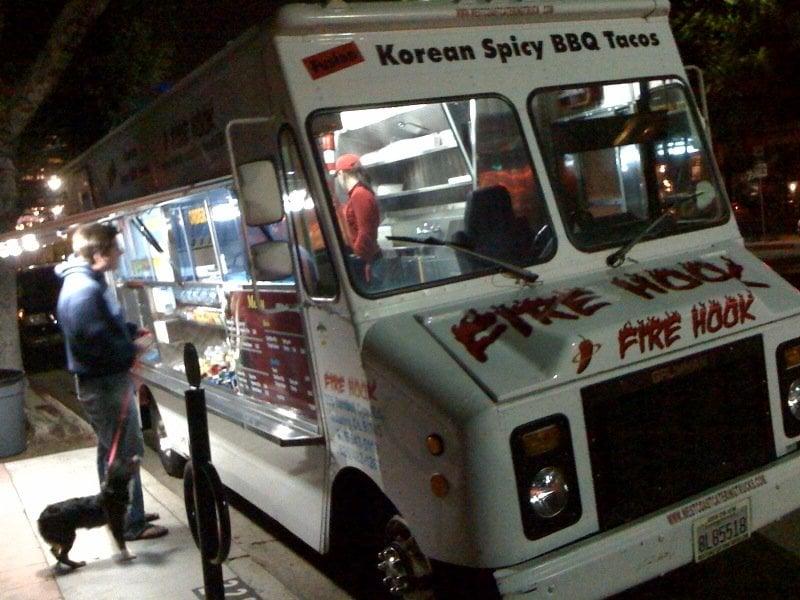Fire Hook Taco Truck