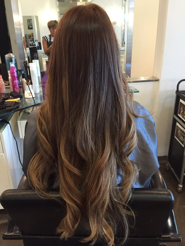 I love my new hair.. Thank you Mirei! - Yelp