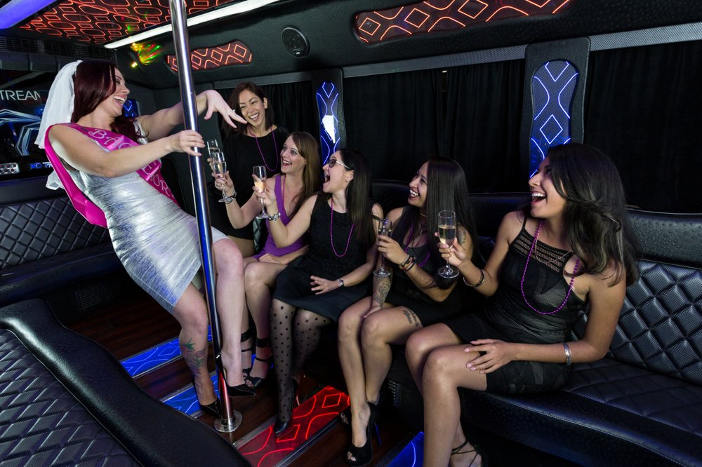 Sin City Party Buses