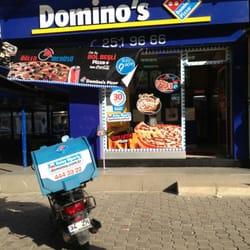 Dominos Pizza Pizza Atıf Bey Mah Izmir Turkey Restaurant