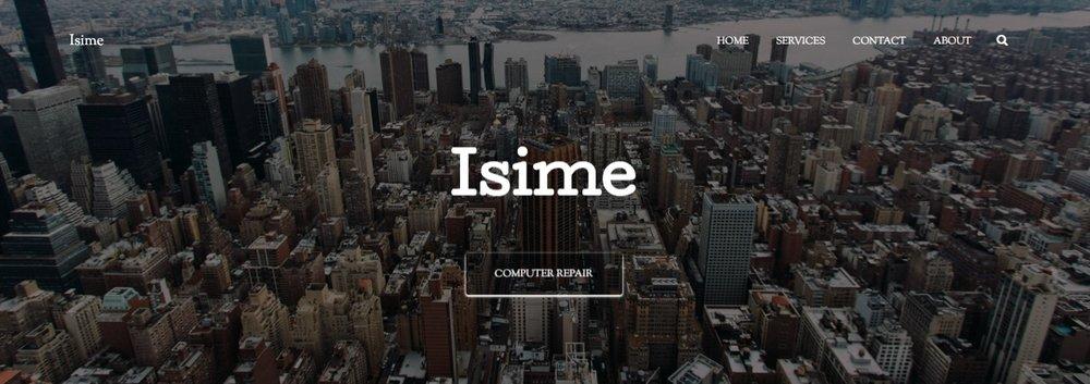 Isime: New York, NY