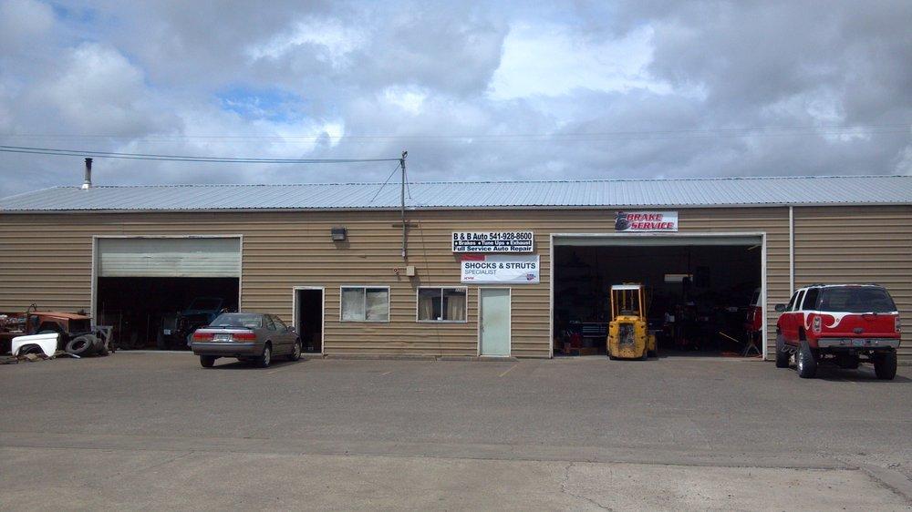 B & B Auto & Fab: 2284 Three Lakes Rd SE, Albany, OR
