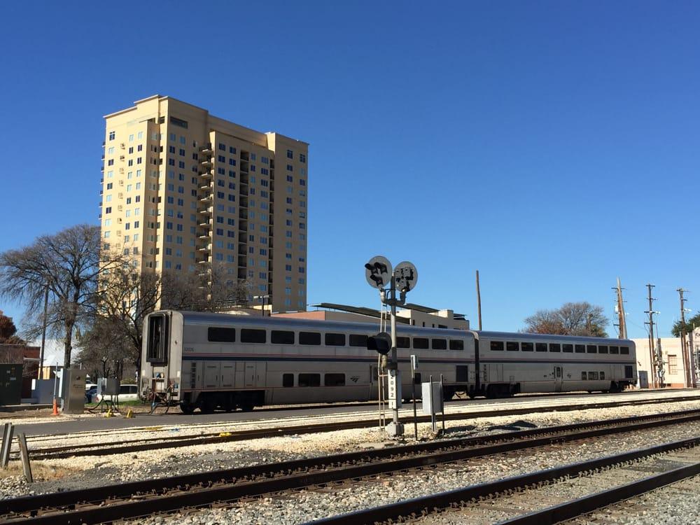 Amtrak San Antonio Station