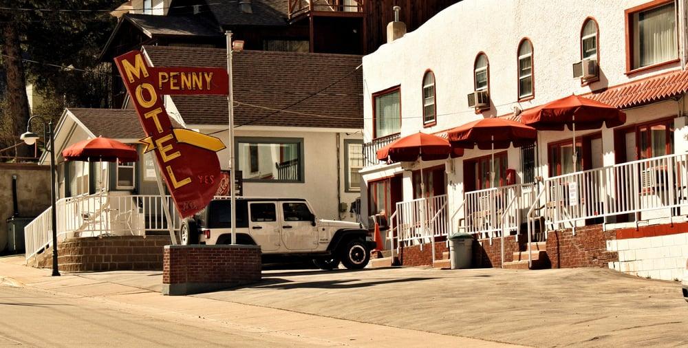 penny motel hotels 818 main st deadwood sd united. Black Bedroom Furniture Sets. Home Design Ideas