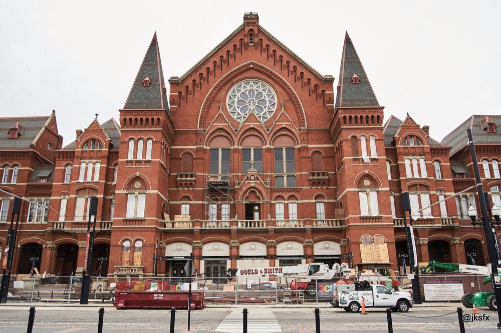 Music Hall: 1241 Elm St, Cincinnati, OH