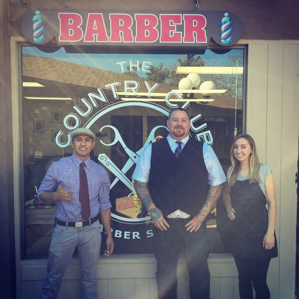 The country club barber shop 104 photos 162 reviews for 100 beauty salon escondido