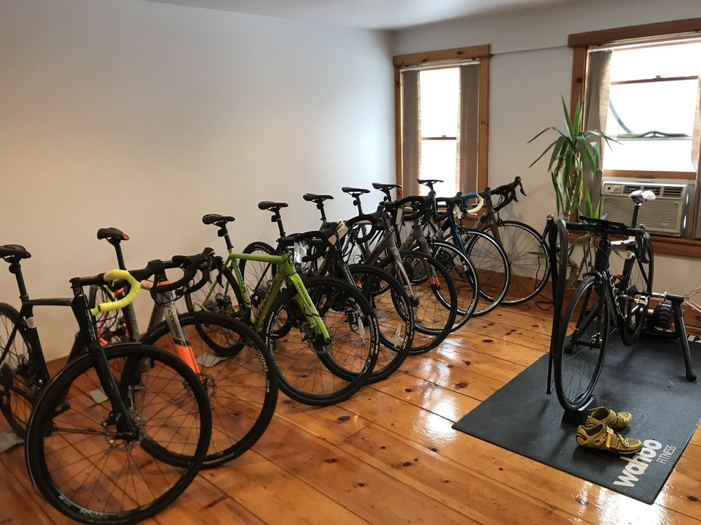Velo Domestique: 437 Route 295, Chatham, NY