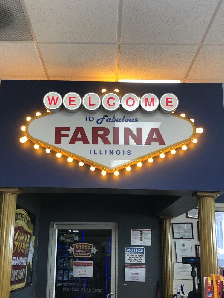 Jack Flash Farina: 1003 W Washington, Farina, IL